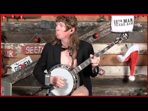 Banjo Christmas Lesson- God Rest Ye Merry, Gentlemen!