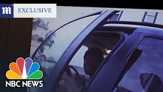Newly-Released Bodycam Videos Show First Moments Of George Floyd's Fatal Arrest | NBC Nightly News