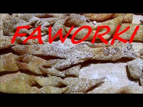 Faworki chrust bruchty #filmykulinarne