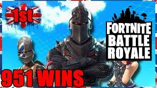 Amazing NEW SKINS! - FORTNITE BATTLE ROYALE - 951 WINS - (PS4 PRO) Full HD
