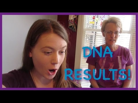 ADOPTEE DNA TEST RESULTS!!!