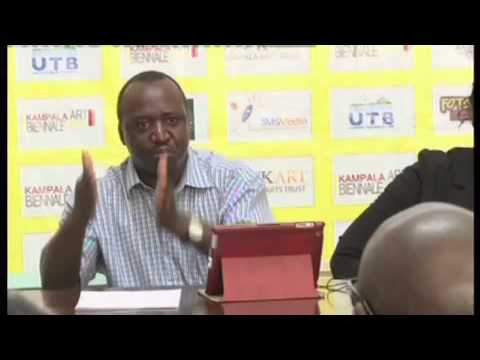KAMPALA ART BIENNALE 2014: Art, Culture and Tourism discussion