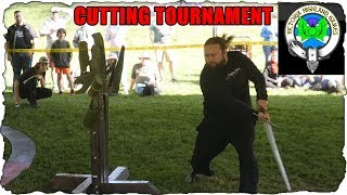 The Cutting Tournament at the Victoria Highland Games 2018