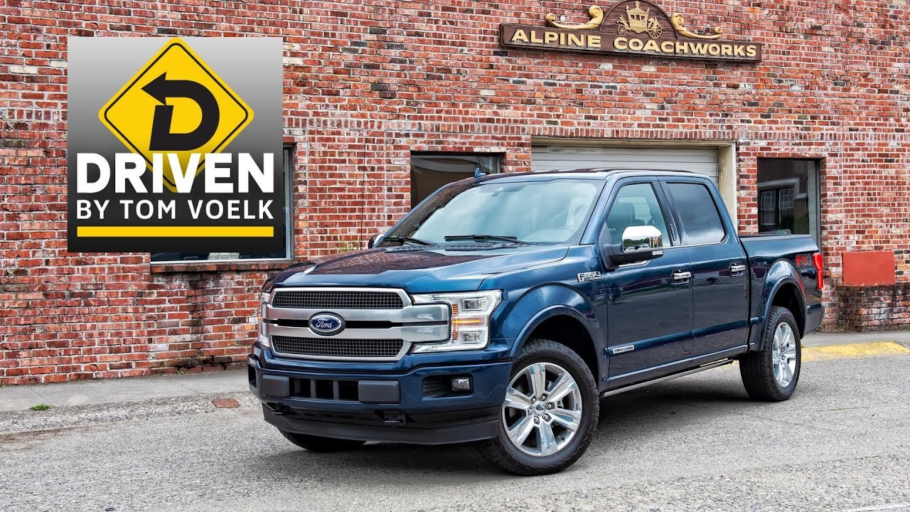 2018 Ford F 150 Platinum Stroke Review