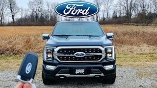 2021 Ford F-150 Platinum PowerBoost // The $75,000 Luxury Truck KING??