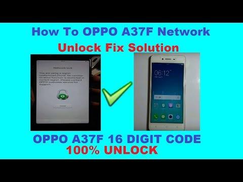 Baixar oppo a37f network unlock - Download oppo a37f network