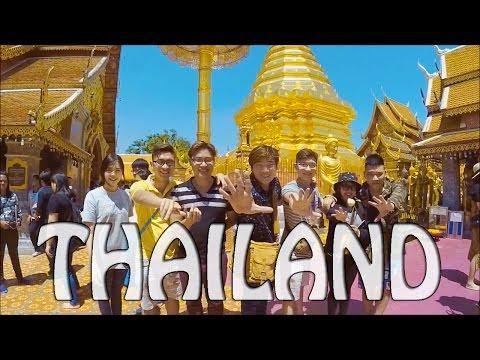 [Thailand trip 2017] Bangkok - Chiang Mai [Gopro 5]