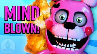 5 Mind-Blowing Facts About Five Nights At Freddy's | The Leaderboard