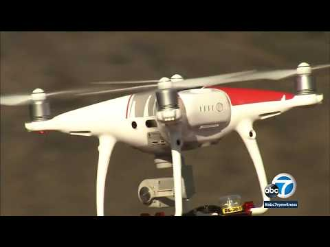 LAFD adds drones to firefighting toolbox | ABC7
