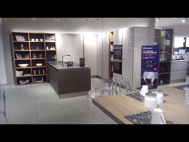 Interior Showroom Paolo Marconi casa Castelnuovo Magra