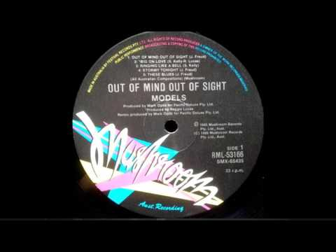 MODELS Out Of Mind Out Of Sight EXTENDED MIX