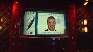 Cowboys VP Stephen Jones Talks Rams-Saints Controversy, OC & More with Rich Eisen | Full Interview