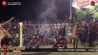 SAYANG 2 Cover Jaranan PANJI SAPUTRO ORIGINAL Live Rowomarto 2018