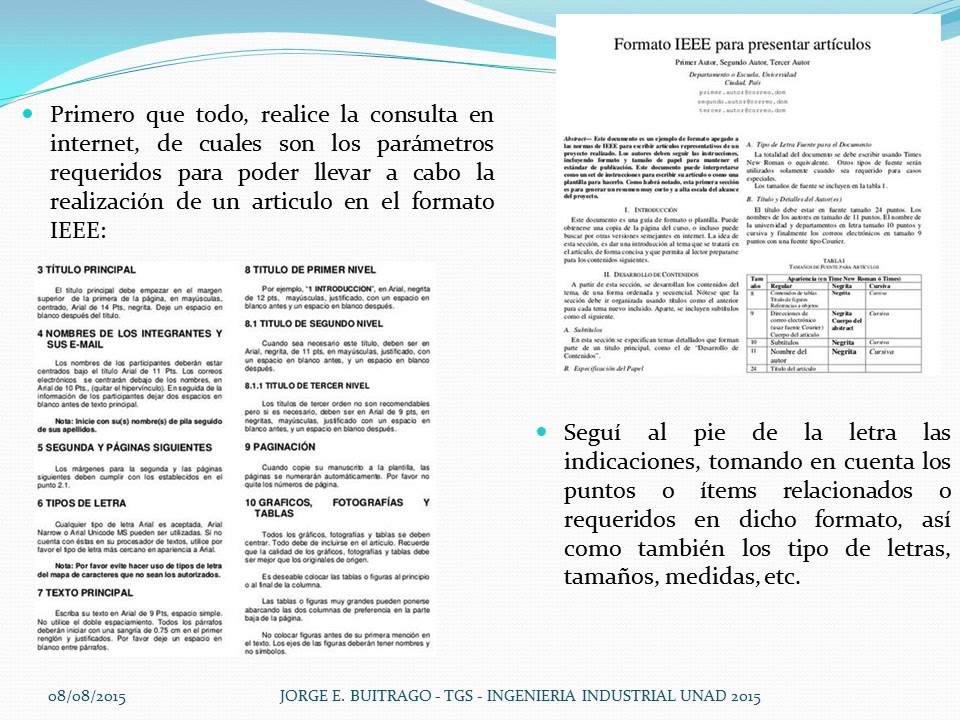 ELABORACION DE UN ARTICULO EN EL FORMATO IEEE - YouTube