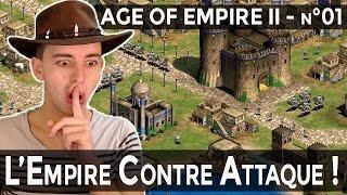 aoe ii le choc des empires byzantins vs perses gameplay franais hd