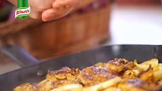 Przepis - Kurczak Tandoori z ryżem (przepisy kulinarne Przepisy.pl)