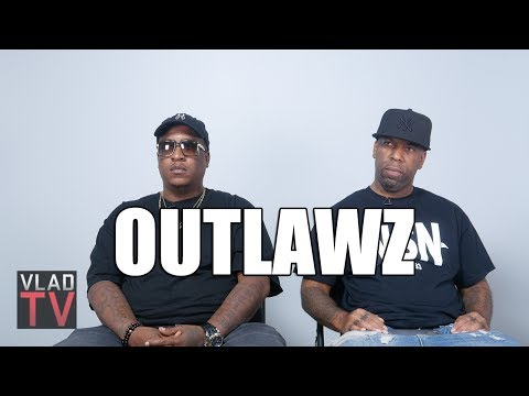 """Outlawz Deny Rumors that 2Pac Made a """"Deal with the Devil"""" When Signing to Suge"""