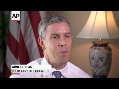 Duncan: No Child Left Behind
