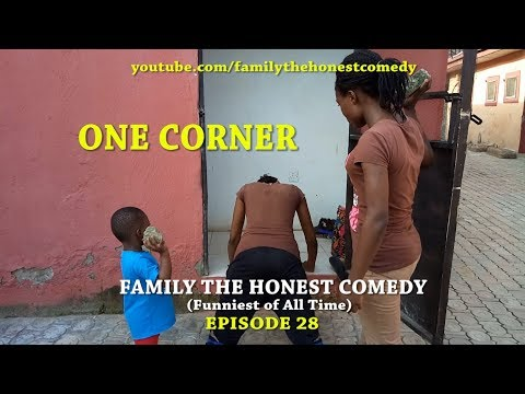 ONE CORNER Funniest (Mark Angel Comedy) (Episode 129)