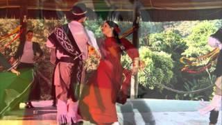 Os Farrapos - A dança dos compadres