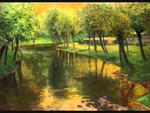 Josef Suk – Serenade in E flat major for Strings Op 6
