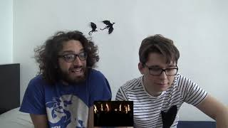 "Game of Thrones 8x03 ""The Long Night"" reaction w/Caleel Parte 1"