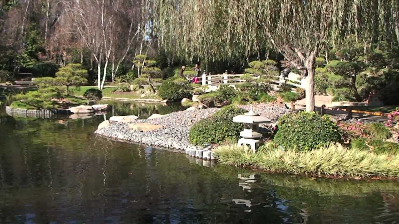 earl burns miller japanese garden california state