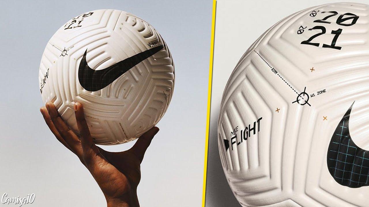 Você nunca viu uma bola assim... a Nike vai te surpreender