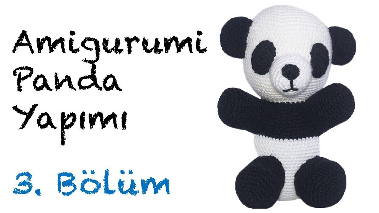 Amigurumi Panda Kumiko (con imágenes) | Amigurumi patrones gratis ... | 720x1280