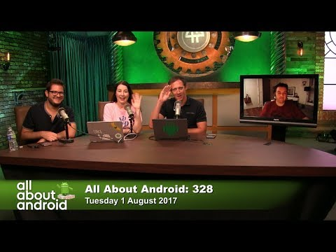 All About Android 328: A Tablet with Wrinkles
