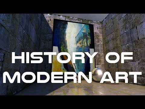 Learn History of Modern Art Documentary