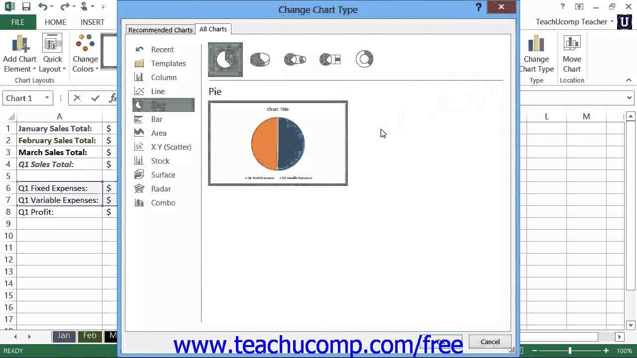 Excel 2013 tutorial saving custom chart templates microsoft excel 2013 tutorial saving custom chart templates microsoft training lesson 2818 alramifo Choice Image