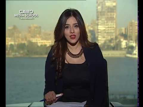Sara Abou El Azm | News Presenting March Workshop