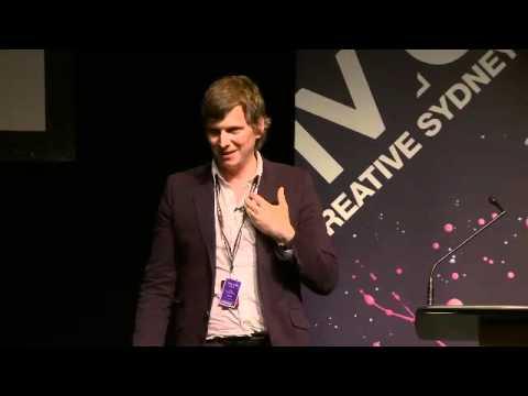 VIVID Creative Sydney 2011: ETSY - Matt Stinchcomb