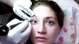 Tatuaj ochi. Galerie cu 2000 video http://www.machiajtatuaj.ro Zarescu Dan $US M5557