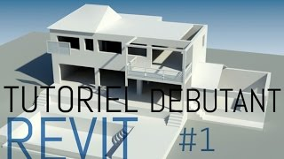 ★Tutoriel complet Revit Architecture | Conception d'un projet★ thumbnail
