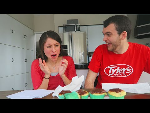 CRICKET CUPCAKE PRANK