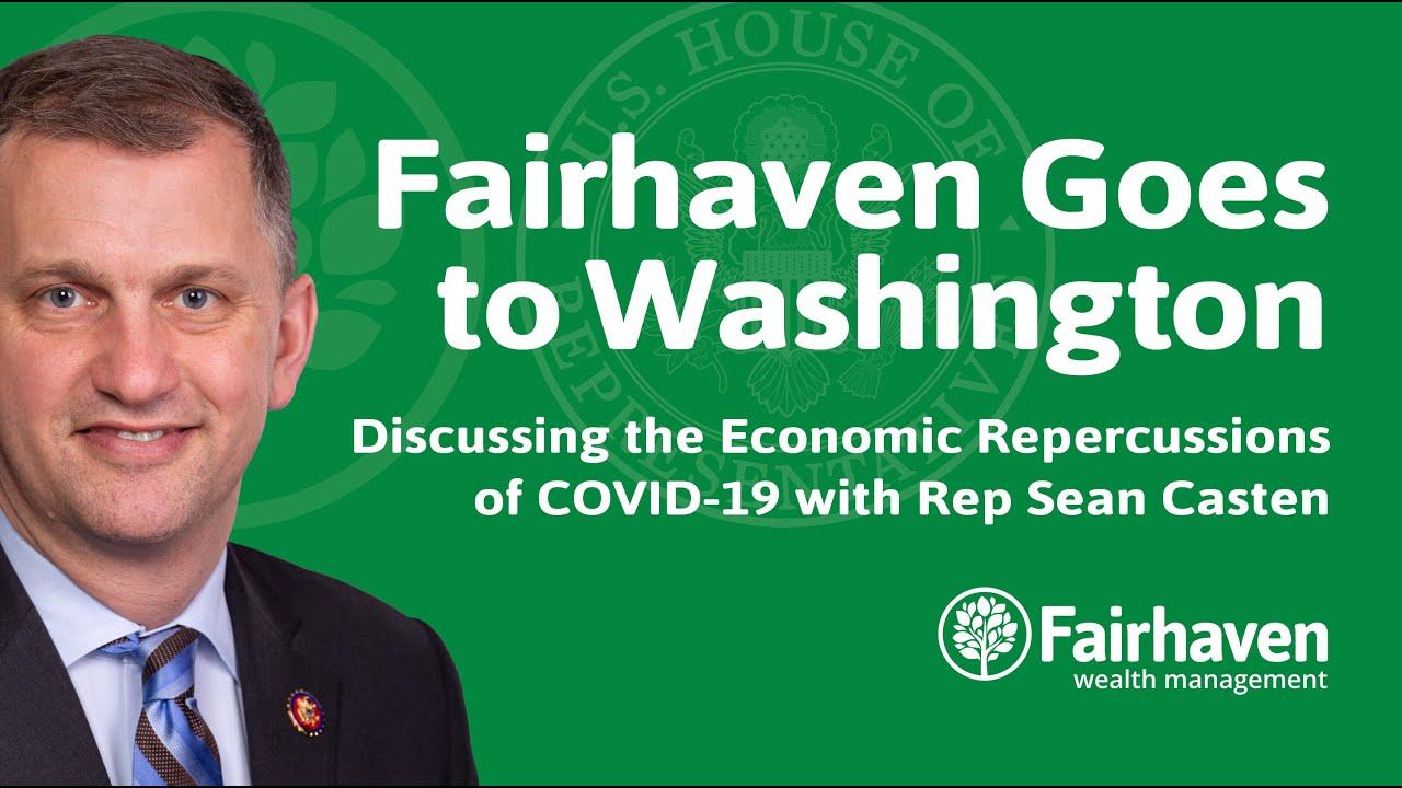 Exploring Current Events with Congressman Casten
