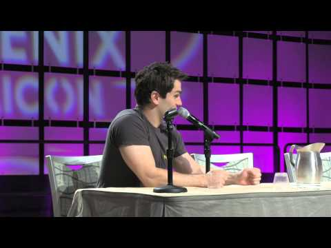Sam Witwer at Phoenix Comicon 2013