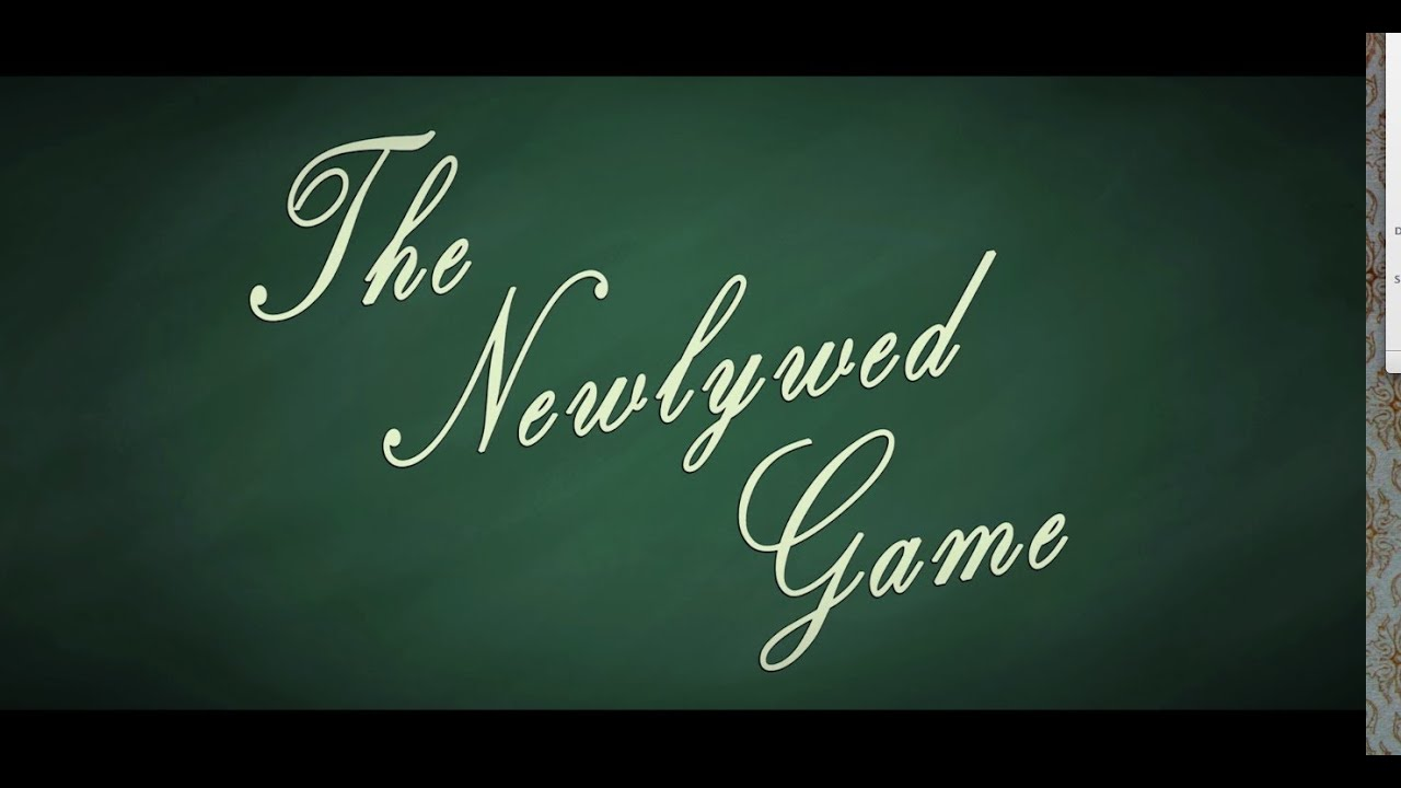 40 Hilarious and Unique Newlywed Game Questions   The ...