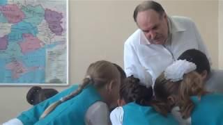 История Украины-открытый урок в Академии детского творчества