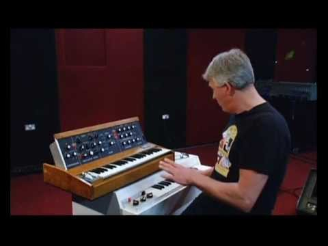 King Crimson Robert Webb Mellotron v2