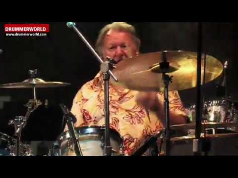 Charly Antolini: The BIG Drum Solo (11 Minutes)
