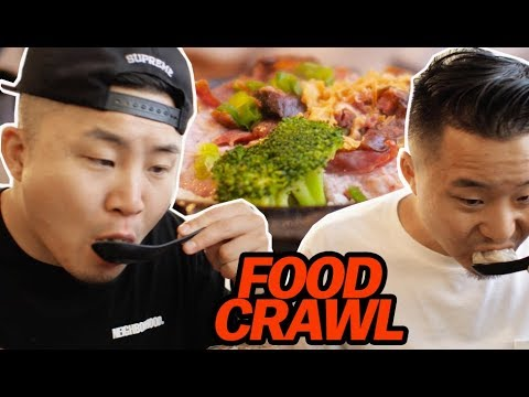 BEST CHEAP PLACES IN CHINATOWN NY UNDER $10 // Fung Bros