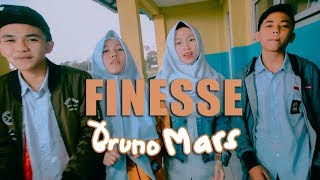 Bruno Mars - Finesse (Cover By Putih Abu abu)