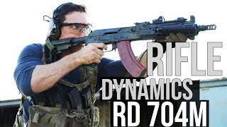 The best AK ever built? The Rifle Dynamics 704M