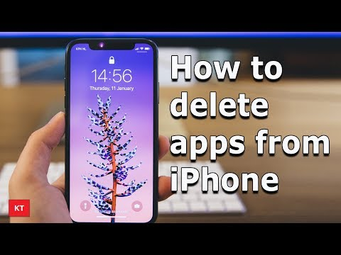 How to Delete Uninstall apps in iPhone 6S iPhone 6 iPhone 6s plus 16gb 64gb 128gb.