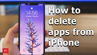 How To Permanently Delete Apps & Free Your Usage For iPhone, iPad & iPod [ On iOS 12// 2019].