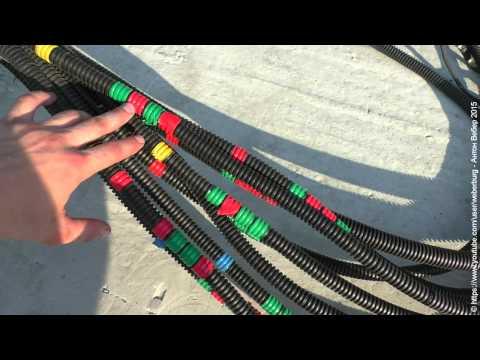 видео: t't: Маркировка кабелей двоичным кодом