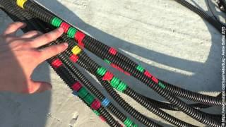 T'T: Маркировка кабелей двоичным кодом
